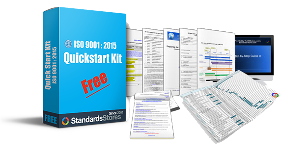 ISO 9001:2015 Quick Start Kit